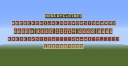 4x3 Minecraft Simple Font Minecraft Project