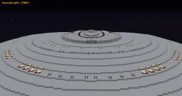 U.S.S. Enterprise D (Minetrek Version) Minecraft