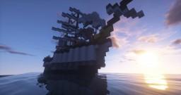 Seahawk - (1800s Brig) Minecraft Project