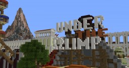 Under the Olimp theme park Minecraft Map & Project
