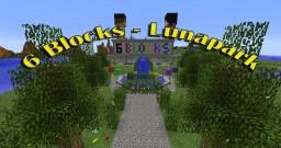 SixBlocks - the lunapark Minecraft Map & Project