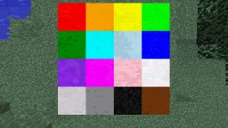 Christopher_1993's Recolored Stained Hardened Clay Texture Pacl Minecraft Texture Pack