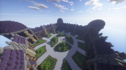 Minecraft Hub/lobby spawn [FREE MAP DOWNLOAD] (93)