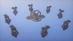 Minecraft - Skywars Arena Map  [FREE MAP DOWNLOAD] (92)