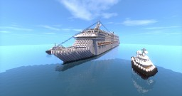 CRUISE ship Minecraft Project
