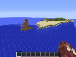 And To a New Land He Goes! -Blog Contest ^-^ Woopie Minecraft Blog