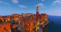 Venice - The City of Water Minecraft Project