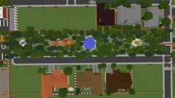 Periltse City - Stonegate Park Minecraft Map & Project