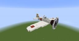 Mitsubishi A6M (type 0, model 21) (zero) 4:1 Minecraft Map & Project