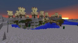 Desert City (?) Minecraft