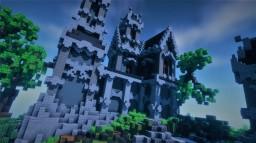 Palace [75x75] Plot #21 Minecraft Map & Project