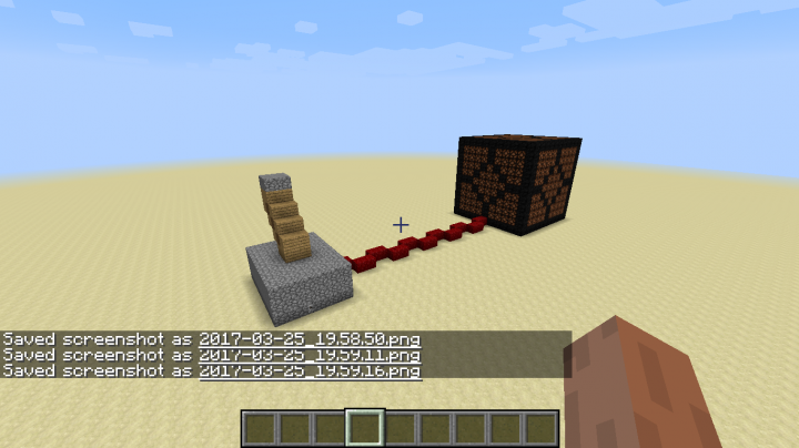 minecraft how to make a redstone lamp work