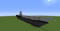 USS Torsk (World War 2 Version) Minecraft Map & Project