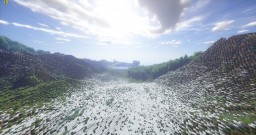 Minecraft Realistic Terrain Terraforming#2 Map 1152x1152- Download Minecraft Map & Project