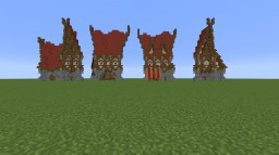 Medieval Build Pack Minecraft Project