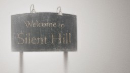 Silent hill movie town full BIG PROJECT -WILL TAKE LOT OF TIME