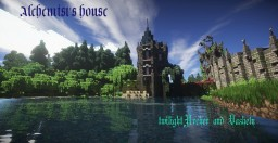 Alchemist's house. Minecraft Project