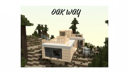Oak Way Cabin Minecraft Map & Project