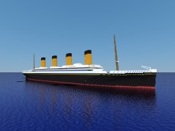 RMS Olympic refit. (on progress) Minecraft Map & Project