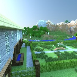 Animal Farm! Stables For All! Minecraft Project