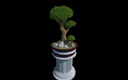 Plant on the Pot Minecraft