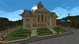 Victorian Courthouse Minecraft Project