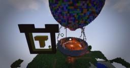 Toast Elytra FireWork Map 1.11.2 Minecraft Project