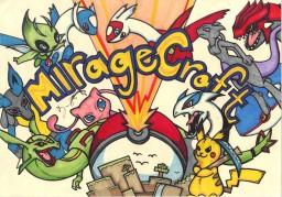 MirageCraft Pixelmon Minecraft Server