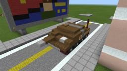 Python H-200 (NSR developed) (Pocket Edition) Minecraft Map & Project