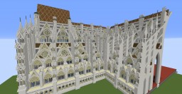 Old construction yards Minecraft Project