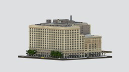 Marshall Field's Flagship Store - Chicago, Illinois Minecraft Map & Project