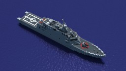 USS Freedom (LCS-1)  1:1 scale