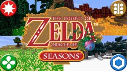 Oracle of Seasons Minecraft Texture Pack
