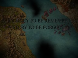 A journey to be remembered, a story to be forgotten. Minecraft Blog Post