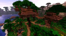 [Survival Spawn] Canopy Dream (Realms / Download)