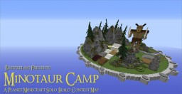 Minotaur Camp Minecraft