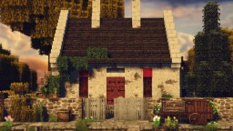 The House of a Man Minecraft Project
