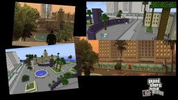 GTA Craft Andreas Minecraft Project