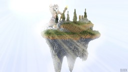 Zeus is on the Earth Minecraft Map & Project