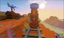 Modular Train Set Minecraft Project