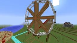 LegoGuy789's ThemePark Minecraft Map & Project
