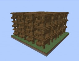 A World Of Witch Huts Minecraft Project