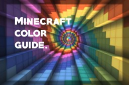 Minecraft Colors? Minecraft Blog