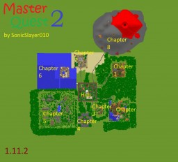 Master Quest 2 Minecraft Map & Project