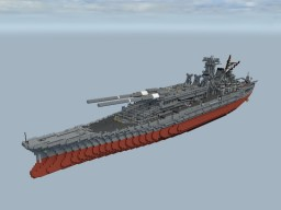 1600mm Anti-Ship Self Propelled Minecraft Map & Project