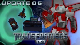 [1.7.10] Transformers Mod 0.6.3 (Forge) Minecraft