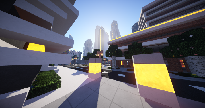 with shaders
