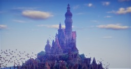 Disney Rapunzel Tangled Map + DOWNLOAD Minecraft Project