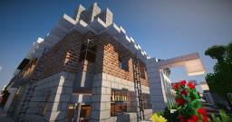 Riverside Retail | Greenfield Minecraft