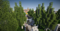 Memorial & Union Park | Greenfield Minecraft Project